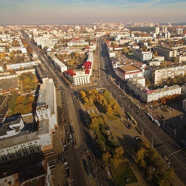 В какую сторону меняется Минск на панорамах Яндекса: Часть 2