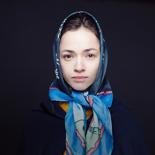 Ольга Валько, 31 год, дизайнер аксессуаров — Знешні выгляд на The Village Беларусь