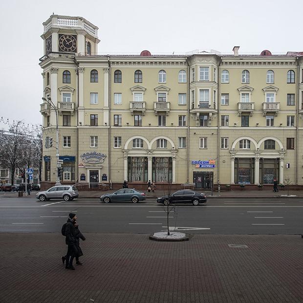 Я живу в доме для сотрудников КГБ — Дзе ты жывеш на The Village Беларусь