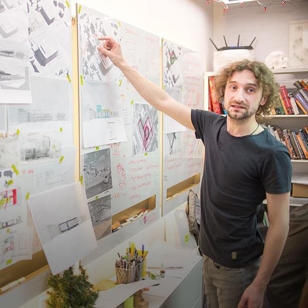 Level 80 рассказали о своем альтернативном проекте застройки Октябрьской площади