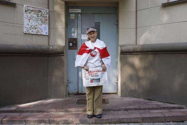 «Если бы я лежал в постели, давно бы умер»: Смелые беларуские пенсионеры, которые ходят на протесты — Героі ў горадзе на The Village Беларусь