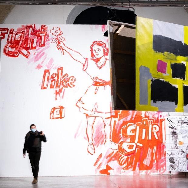 «Это событие года»: Посмотрели на самую масштабную выставку протестного беларуского искусства — Гiд The Village на The Village Беларусь