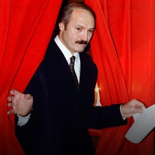 «Все хотят видеть меня «одноцветным»: Нашли одно из первых интервью Лукашенко до президентства — Інтэрв'ю на The Village Беларусь