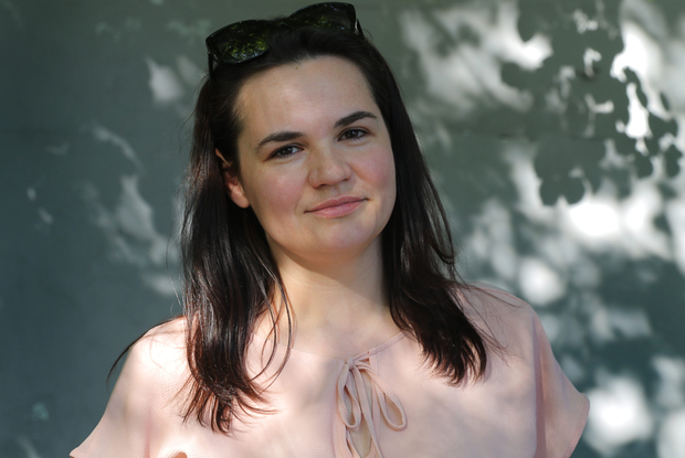 «Я сделала это ради него»: Честное интервью жены заключенного блогера Светланы Тихановской