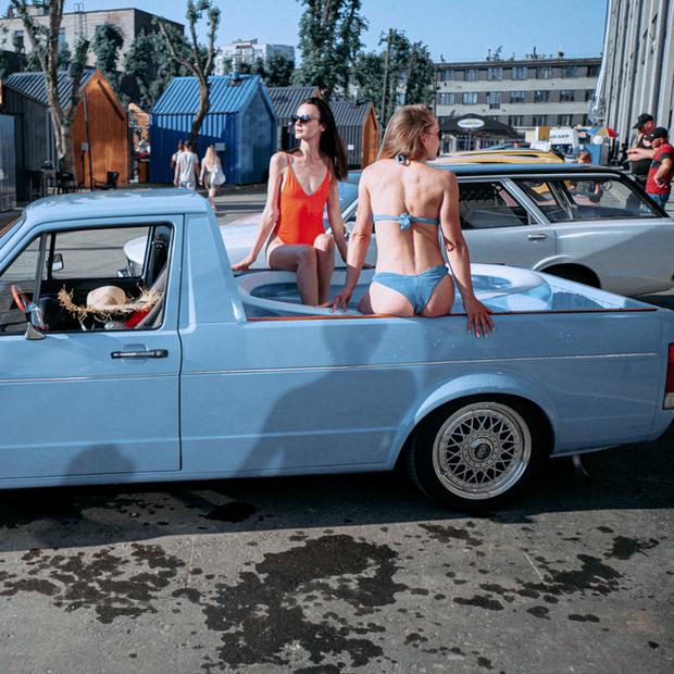 «Такого раньше не было»: 150 крутых снимков, которые фотограф делал все лето в Минске — Дзяжурны па горадзе на The Village Беларусь