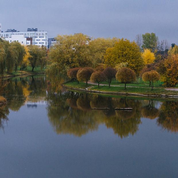 «Как я влюбился в Минск»: Наш город глазами украинского фотографа — Aрхітэктура на The Village Беларусь