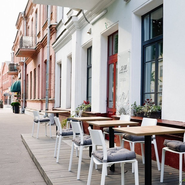 В Осмоловке открылась кофейня от создательницы Stories — Новае месца на The Village Беларусь