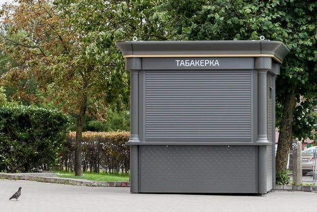 Почему власти запрещают обычные киоски, но разрешают сигаретные: Чем они лучше? — Дзяжурны па горадзе на The Village Беларусь