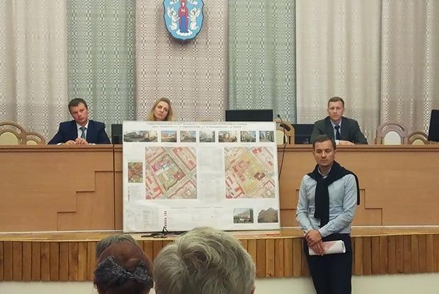 «Не знаю, зачем вы пришли, я вас не приглашал»: скандальная презентация застройки квартала за ГУМом  — Рэакцыя на The Village Беларусь