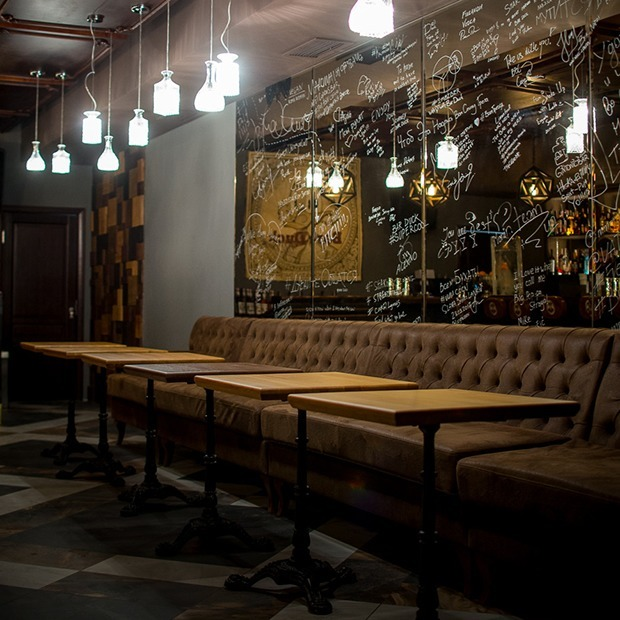 Коктейльный бар «Bar Duck» теперь в обновленном формате и на новом месте  — Месца на The Village Беларусь