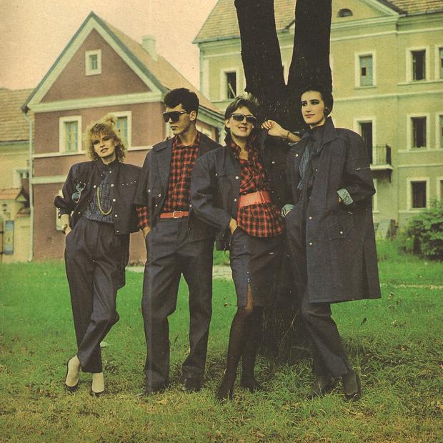 Как выглядели самые модные беларуские луки 30 лет назад — Знешні выгляд на The Village Беларусь
