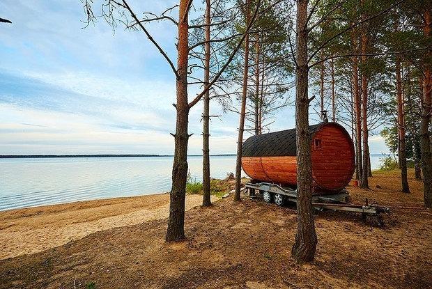 «Клевое место»: 6 крутых мест для кемпинга, которые любят беларусы