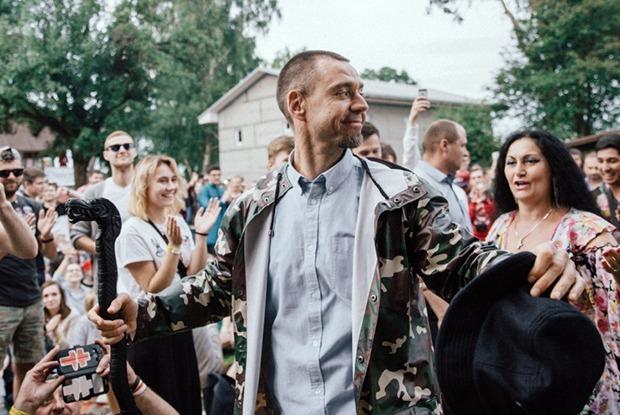 Прэм'ера відэа Brutto з Шаблi — Фестываль на The Village Беларусь