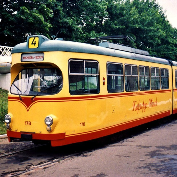 Скоростной трамвай в Минске: Рассказываем про новую линию, которая дешевле, чем 1 км метро — Дзяжурны па горадзе на The Village Беларусь