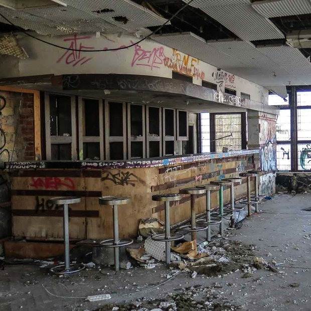 Активисты спасли здание беларуского ресторана в Германии: Рассказываем, как он там появился — Пераклады на The Village Беларусь