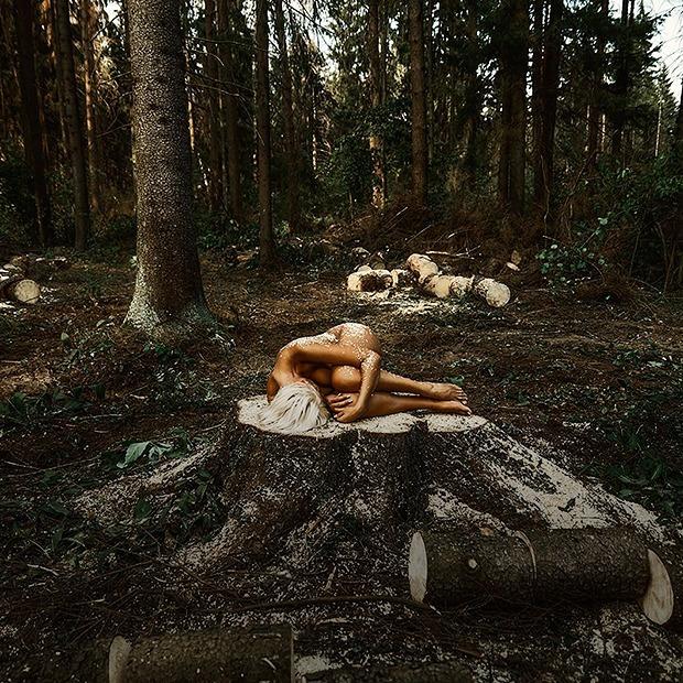 Нагое тело против короеда: как связана вырубка леса и голые девушки? — Рэакцыя на The Village Беларусь