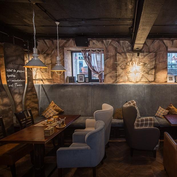 На месте Bar 13 открывается travel pub T'Brano с блюдами по рецептам путешественников — Новае месца на The Village Беларусь