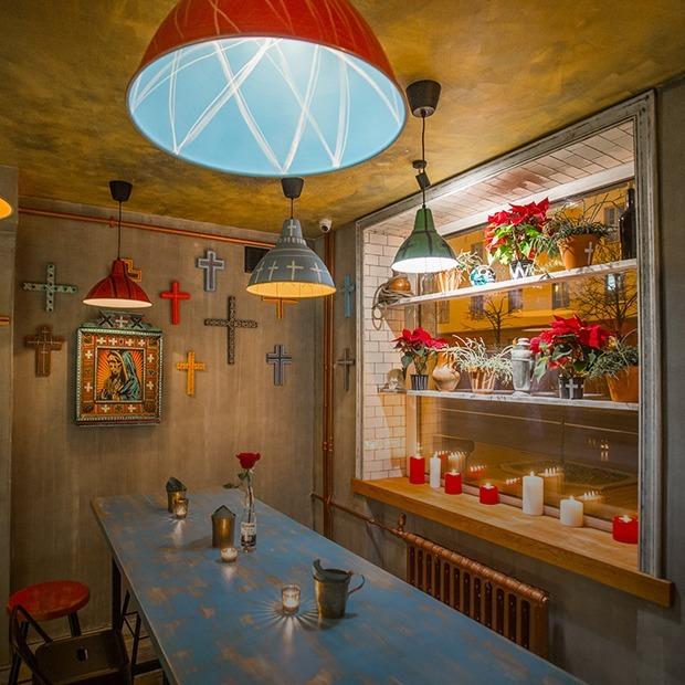 Открылось Mixto Cantina: Новое место с латиноамериканской кухней от создателей бара El Pushka — Новае месца на The Village Беларусь
