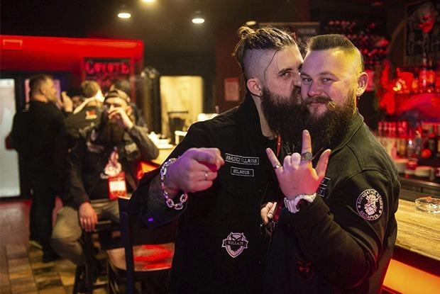 Как выглядели мужчины на фестивале самых красивых бород в Минске — Знешні выгляд на The Village Беларусь