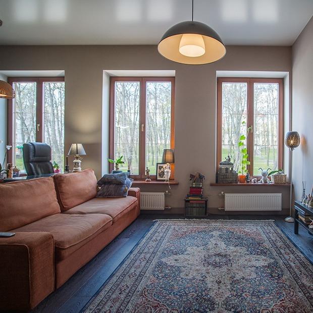 Я живу в фотогеничной квартире по соседству с художником Цеслером — Дзе ты жывеш на The Village Беларусь