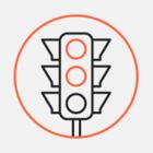 На Немиге авария, улица стоит почти без движения