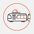 Трамвайную линию на Октябрьской закатали в асфальт