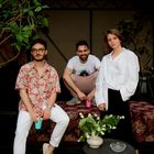 Трое друзей открыли в центре Минска новое заведение прямо во дворе