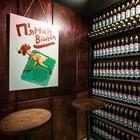 Открылся бар, где продается только настойка «П'яная вішня» за 4 рубля: Сделано из всего беларуского