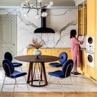Мрамор даже в детской: Квартира в Минске, где солнечно в пасмурный день