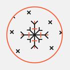 Завтра в Беларуси оранжевый уровень опасности из-за снегопада