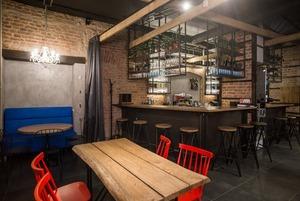 В Красном дворике откроется бар «Синяя коза», вдохновленный Шагалом и Пикассо