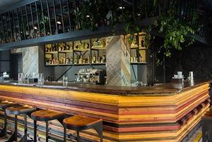 На Революционной открылся бар с азиатской кухней