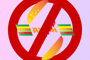 Скандальная бургерная «Джон Федор» открылась — пока без логотипа Артемия Лебедева
