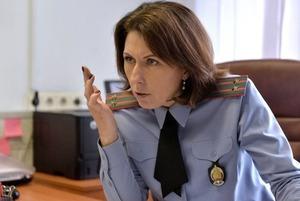 «Прощай, женщина и мать!»: Чем запомнилась скандальная пресс-секретарь, которая сегодня ушла из МВД