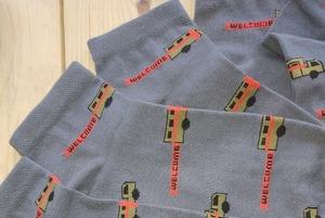 Теперь каждый может побывать в автозаке: LSTR выпустил носки с автозаком