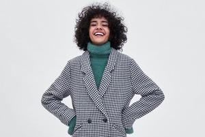 10 вещей Zara с 50%-й скидкой в «черную пятницу»