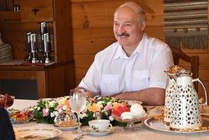 Диета от Лукашенко: Что ест и пьет Президент Беларуси