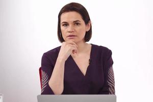 «Переговоры будут не с Лукашенко»: Тихановская ответила беларусам на волнующие их вопросы