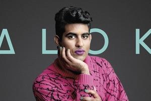 В Минске выступит индийско-американская гендерно-небинарная поэтка-перформерка-транс-активистка