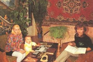 Как выглядели самые модные интерьеры квартир в 90–х. Часть 2