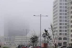 «Если б Сайлент Хилл был в районе метро Восток»: Инстаграм туманного Минска