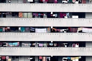 Можно ли сушить нижнее белье на балконе на проспекте Независимости?