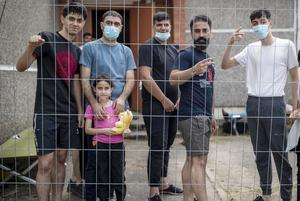 «Действуют забавно»: Как обычные литовцы спасаются от мигрантов, которых им подкидывает Лукашенко