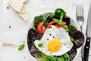 5 нескучных рецептов из яиц: Для будней и выходных