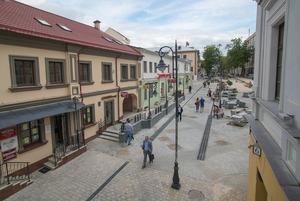 «Дизайн очень грустный, автомобилей здесь быть не должно»: Архитекторы о пешеходной Комсомольской
