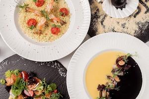 Что есть на Гастрофест.SEAFOOD: 20 заведений с сетами из морепродуктов