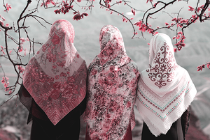 «Условие многоженства — содержать женщин одинаково»: Беларуска приняла ислам и уехала жить на Восток