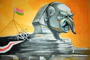 «Даже там знают про сабачку»: Весь мир рисует карикатуры про обстановку в Беларуси