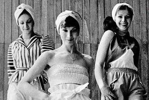 Как выглядели топ-модели и манекенщицы в советском Минске