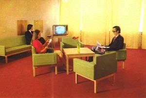 Как выглядели интерьеры гостиниц и санаториев в советской Беларуси
